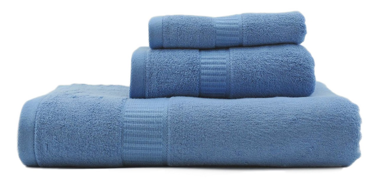 AmeriBamboo bamboo rayon 600 GSM 3-piece premium towel set Picture