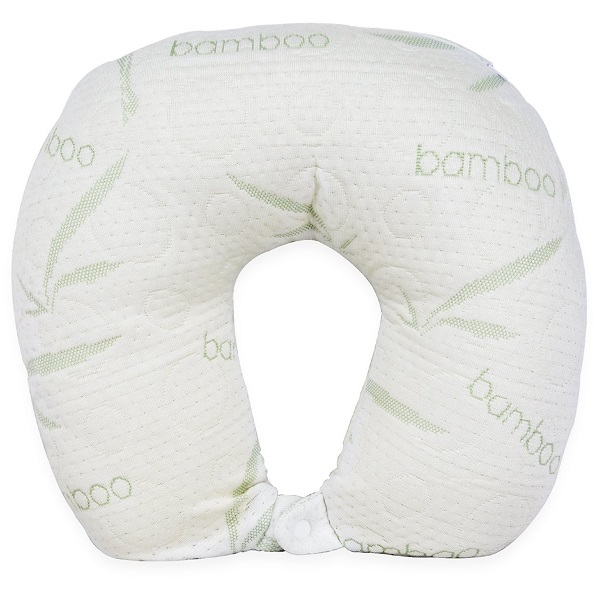 Supreme Bamboo Travel Neck Pillow Picture