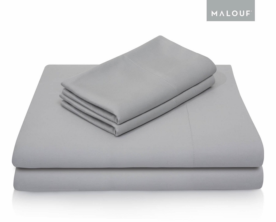 MALOUF 100% Rayon from Bamboo Sheet Set Picture