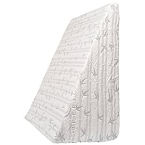 Superior wedge shaped memory foam pillow Image