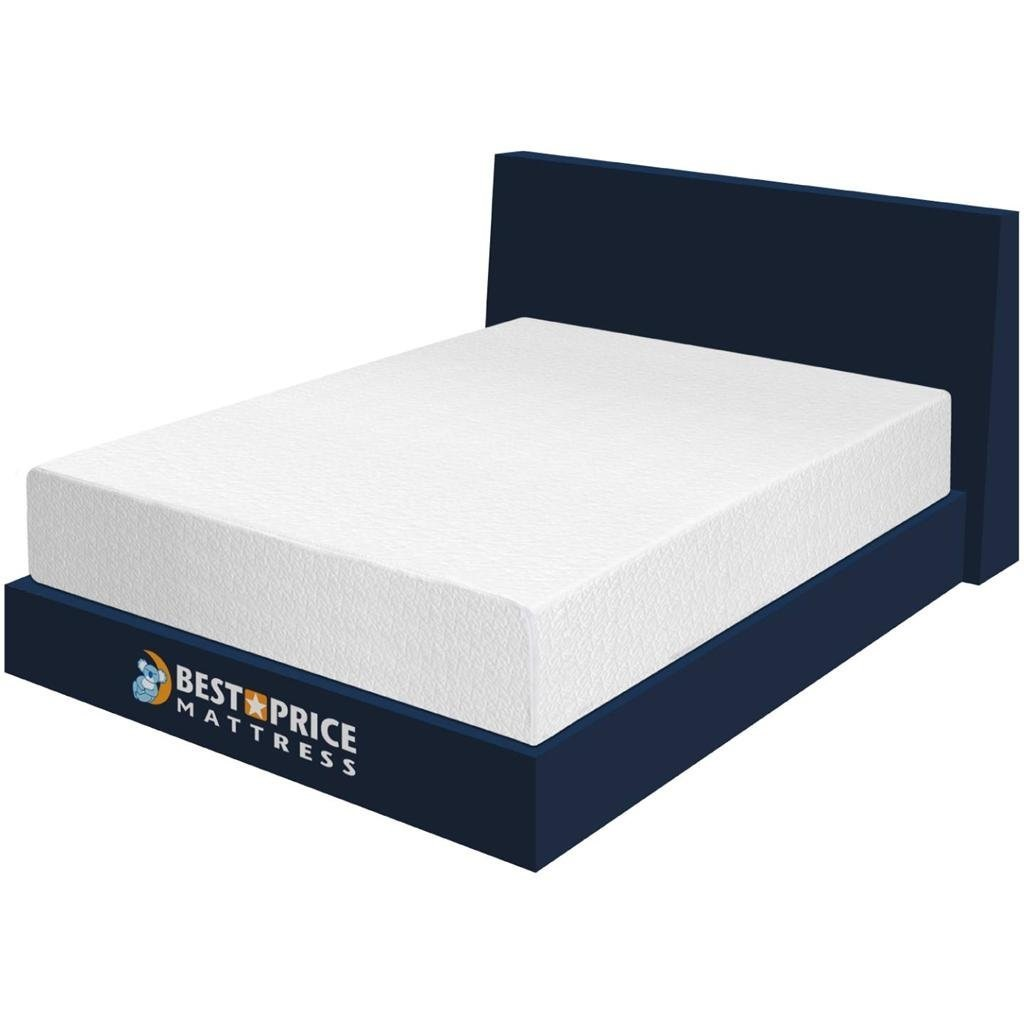 SBest Price Mattress 12-Inch Grand Memory Foam Mattress Image