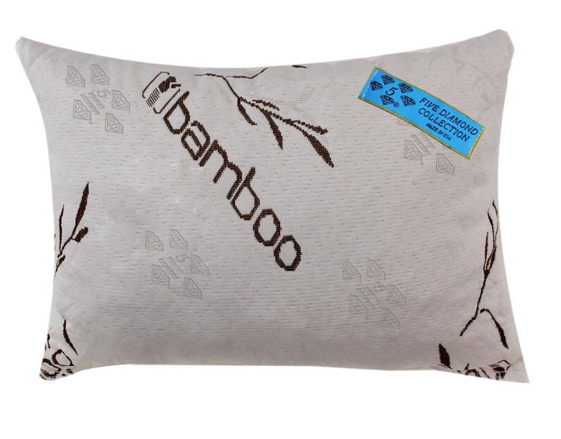 Five Diamond Collection Bamboo Shredded Memory Foam Image