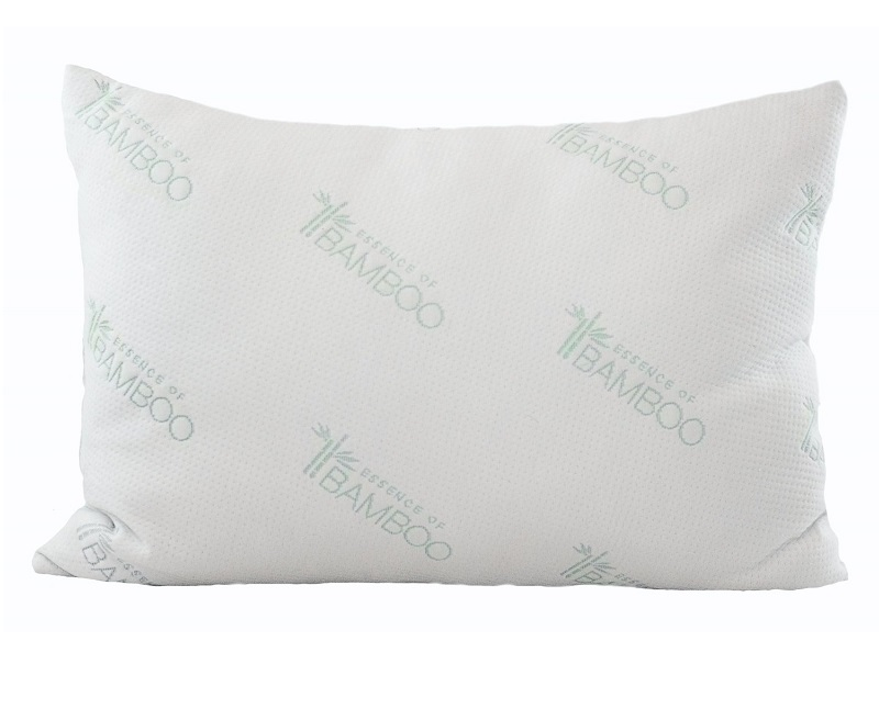 Natural Rest Bamboo Pillow with Natural Latex Foam Picture