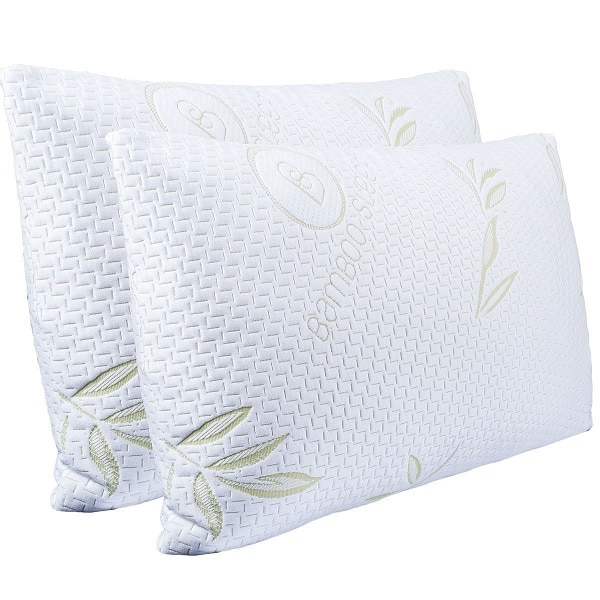 Bamboo Sleep Memory Foam Pillow Image