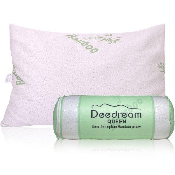 Deedream Shredded Memory Foam Pillow Image
