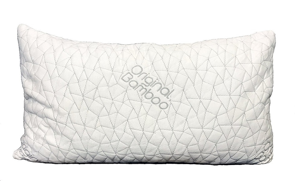 Original Bamboo Pillow DIAMOND Image