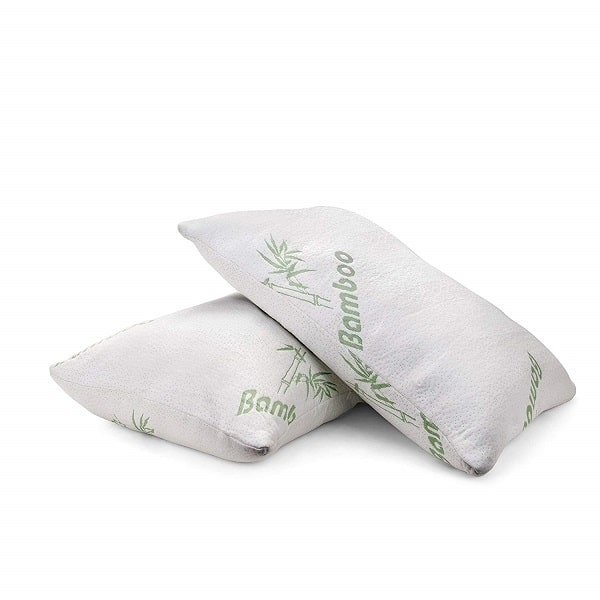 Plixio Bamboo Bed Pillows Image
