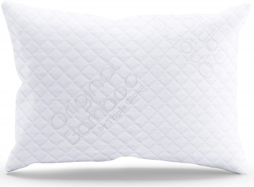 Triple Cloud Pillow Image