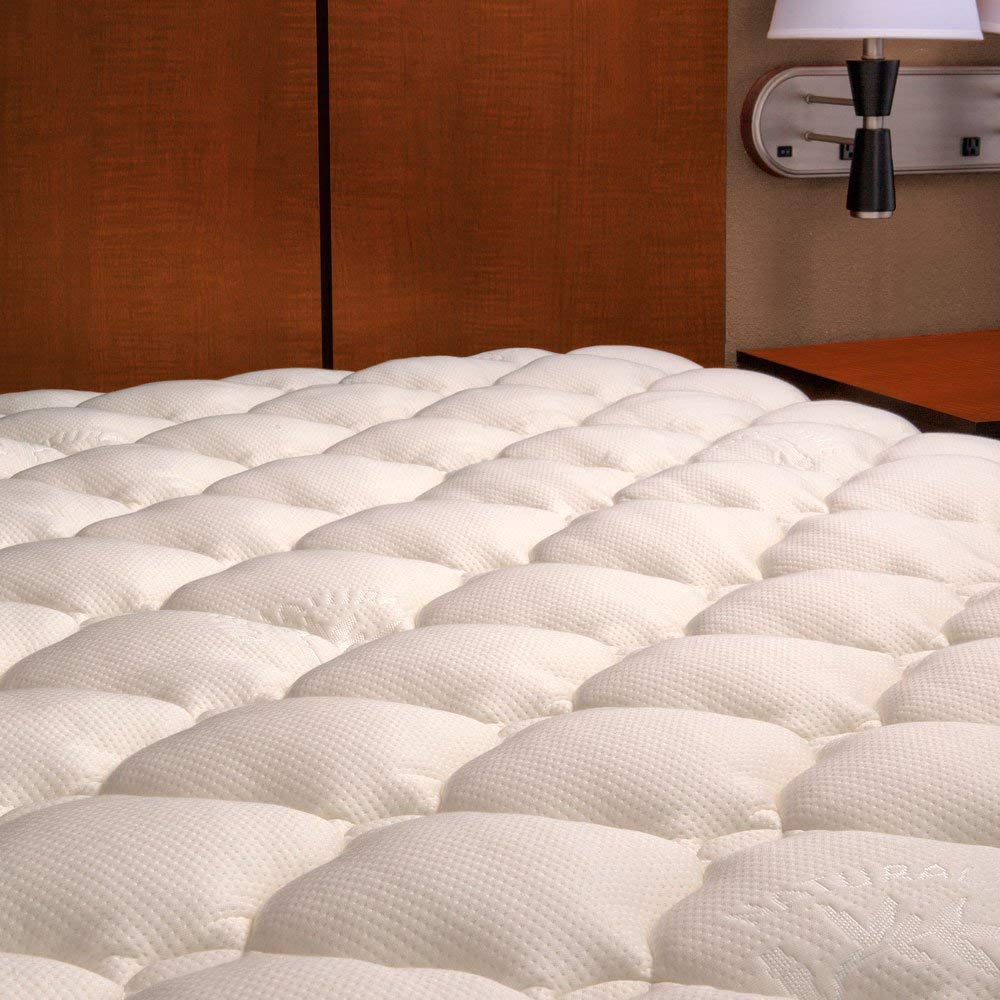 VirtueValue Bamboo Mattress Pad Image