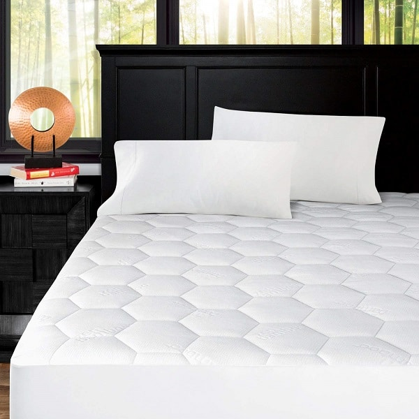 Zen Bamboo Mattress Topper Image