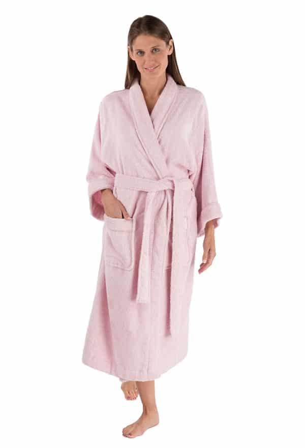 Ecovaganza Women's Cloth Terry Bathrobe Picture