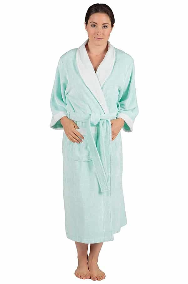 Venice Women's Terry Cloth Bathrobe Picture