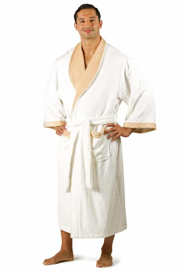 Milano Men's Terry Cloth Bathrobe Picture