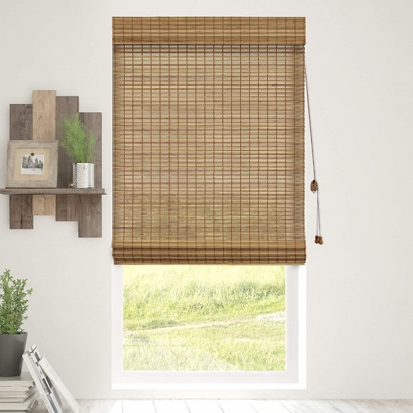 CHICOLOGY Bamboo Roman Shade Picture