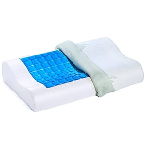 Dormire Cooling Gel Memory Foam Pillow Picture