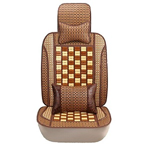 J-Beauty Bamboo Cooling Car Seat Cover Image